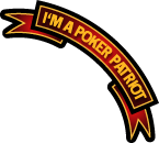 I'm a Poker Patriot!